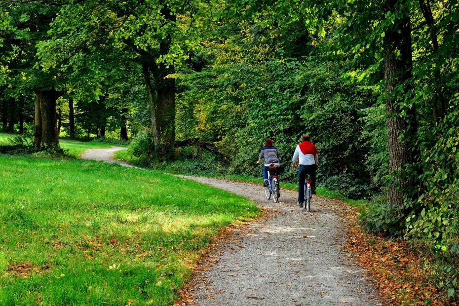 Vennbahn fietsen